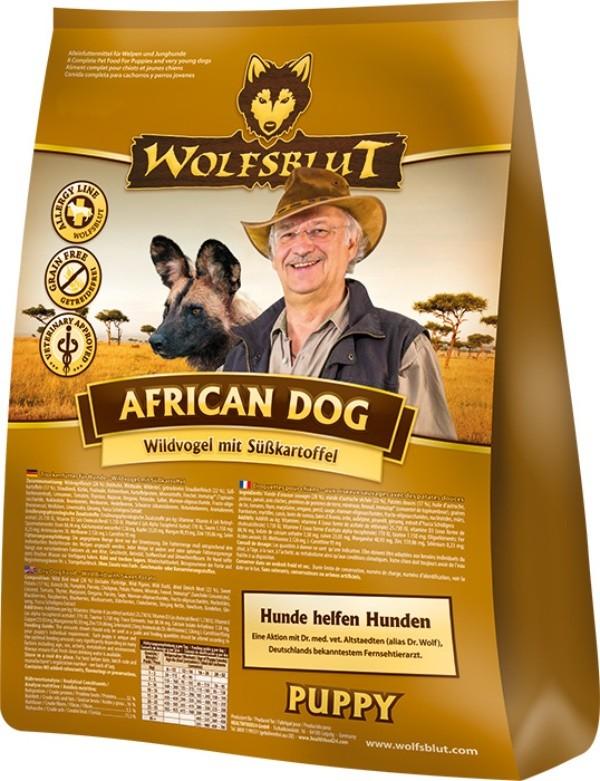 Wolfsblut African Dog Puppy 2kg