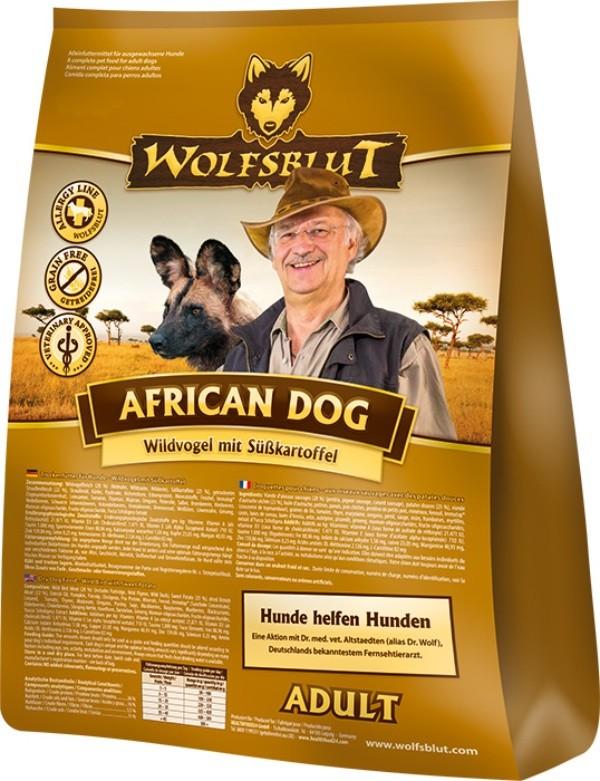 Wolfsblut African Dog 500g Senior