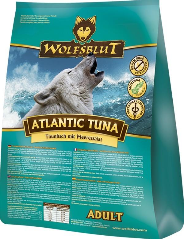 Wolfsblut Atlantic Tuna ADULT 15kg