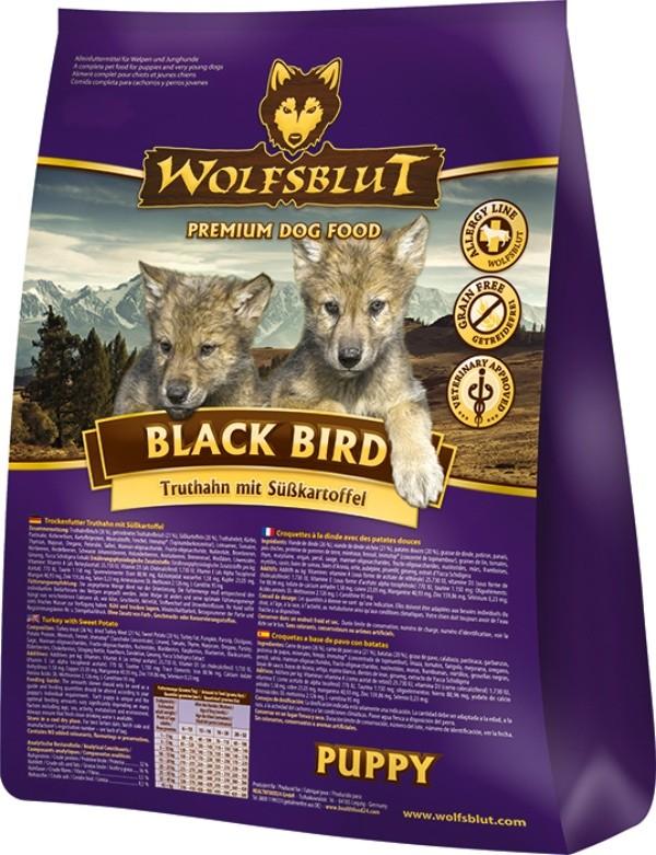 Black Bird Puppy 7,5kg