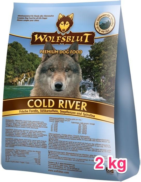 Wolfsblut Cold River 2kg für Allergiker