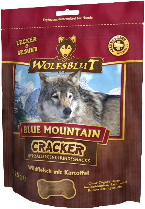 Cracker Blue Mountain