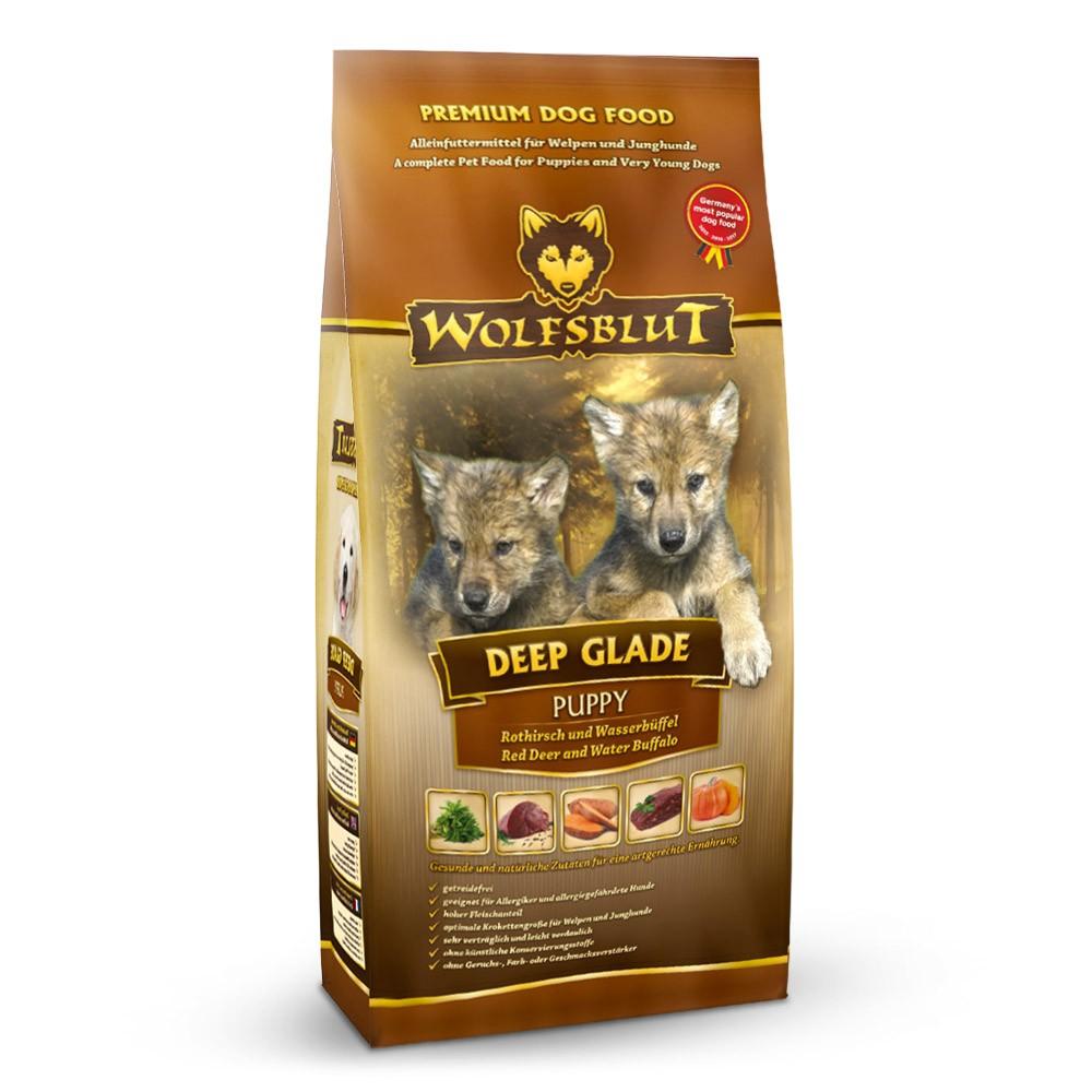 Wolfsblut Deep Glade 15kg Puppy für Allergiker