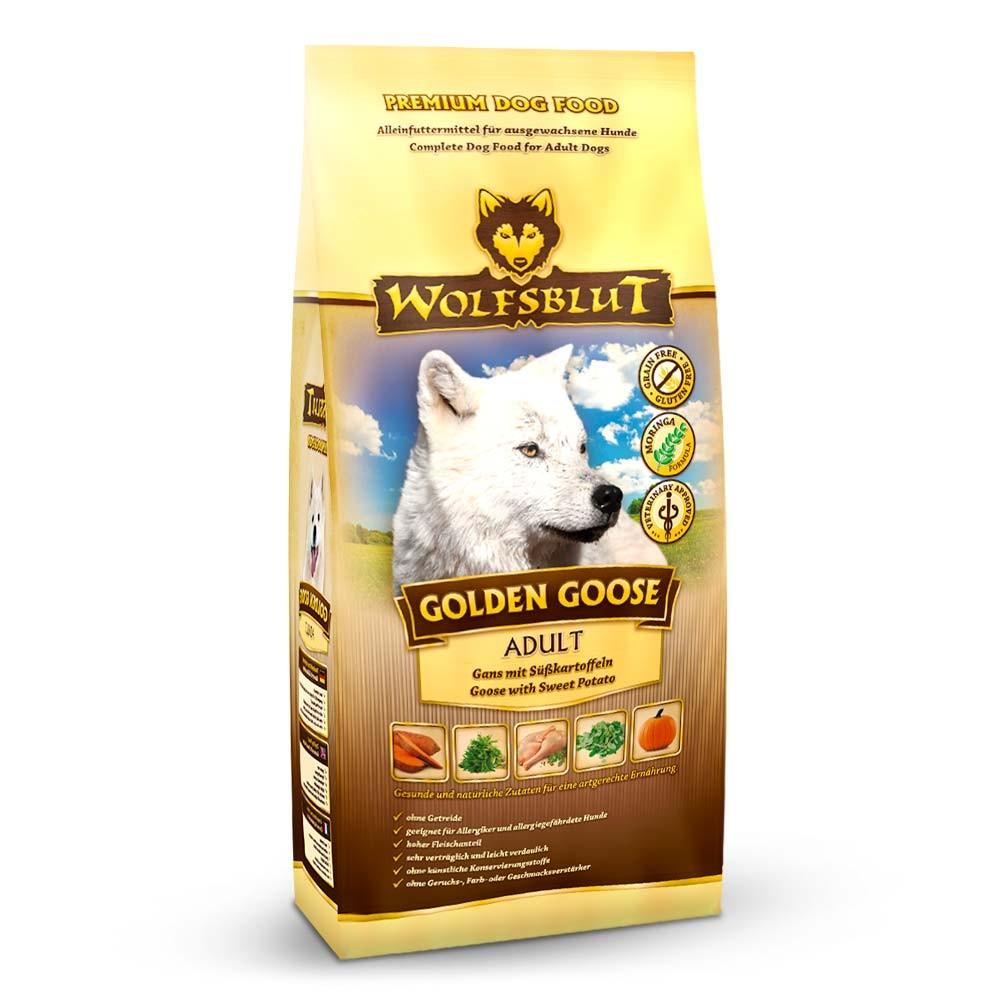 Wolfsblut Golden Goose 2kg Aduld für Allergiker