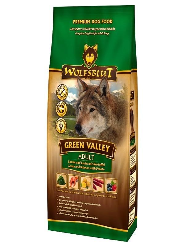 Wolfsblut Green Valley 2 kg Adult