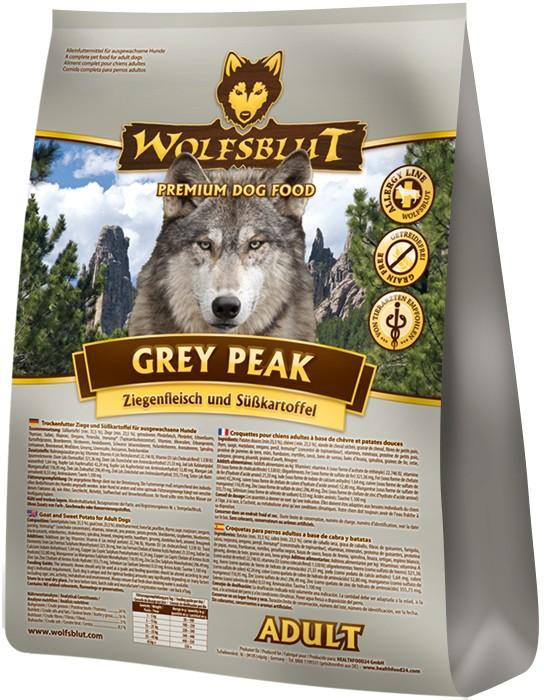 Wolfsblut Grey Peak Adult 15kg