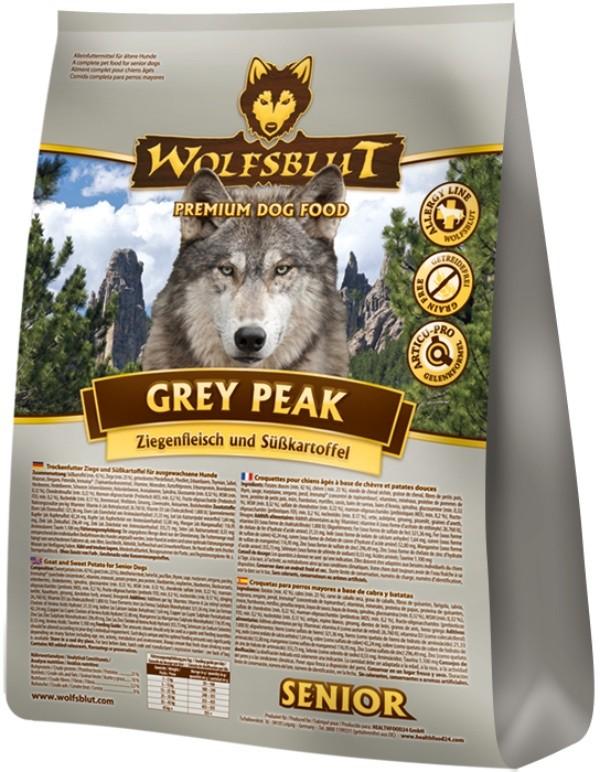 Wolfsblut Grey Peak Senior 15kg