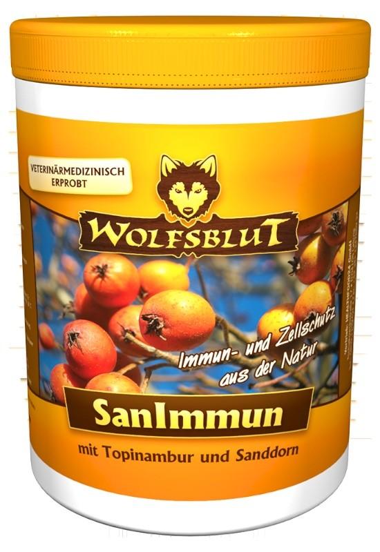Wolfsblut Immusan - Immunabwehr, Darmgesundheit und Entzündungen
