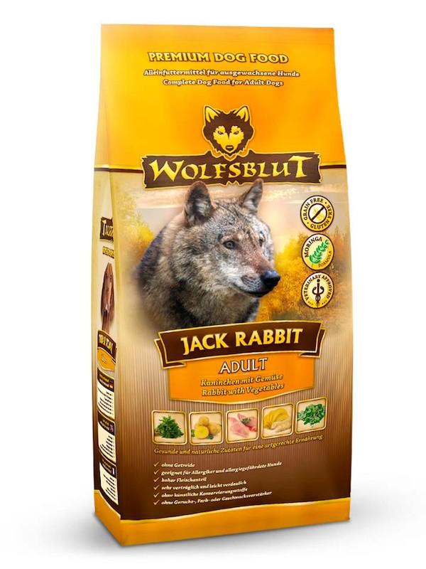 Wolfsblut Jack Rabbit 2 Kg Adult