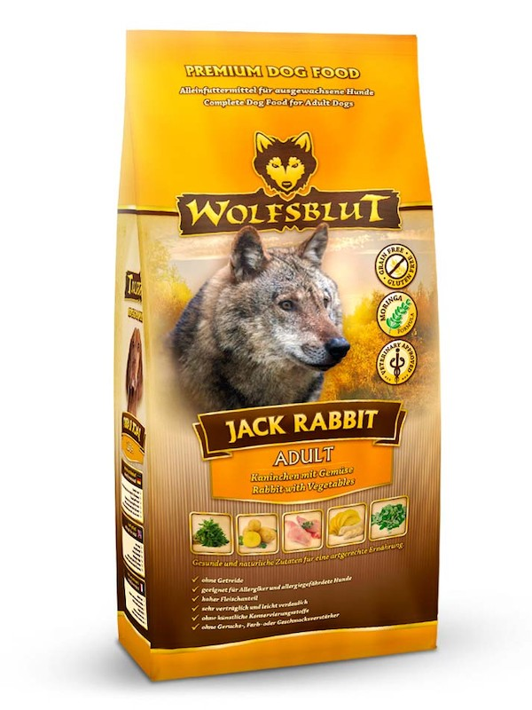 Wolfsblut Jack Rabbit 15 Kg Adult