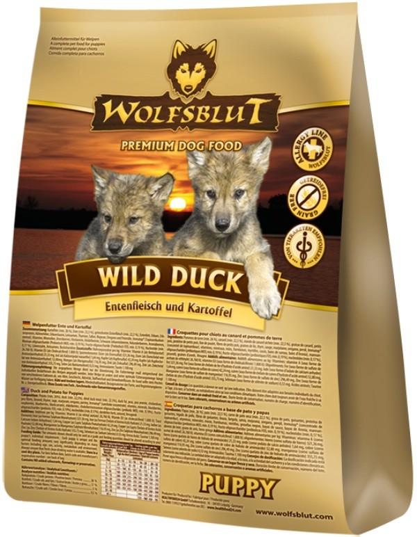 Wolfsblut Wild Duck Puppy 500g