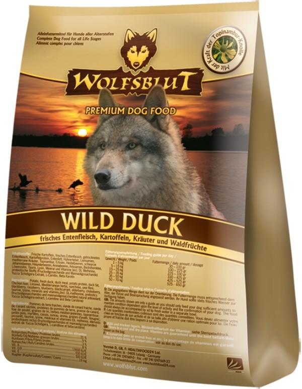 Wolfsblut Wild Duck 2Kg Senior