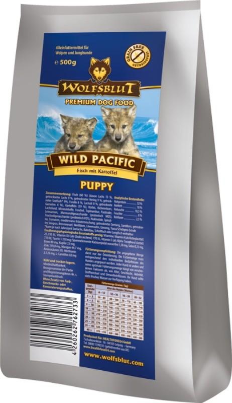 Wild Pacific Puppy 500g
