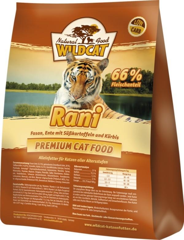 Wildcat Rani 500gr