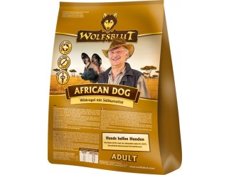 Wolfsblut African Dog 500g Senior