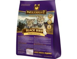 Wolfsblut Black Bird Puppy Large Breed 15kg