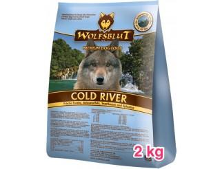 Wolfsblut Cold River 2kg für Allergiker Adult