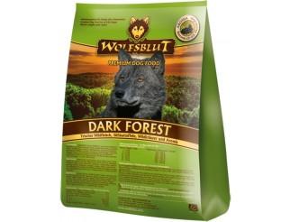 Wolfsblut Dark Forest 15kg für Allergiker