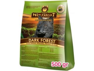 Wolfsblut Dark Forest 500g für Allergiker
