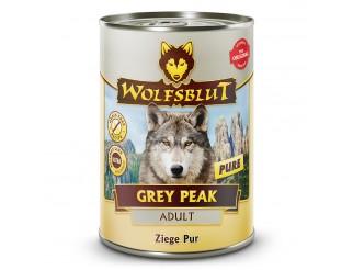 Wolfsblut Adult Grey Peak Pure - Ziege Pur 395 g
