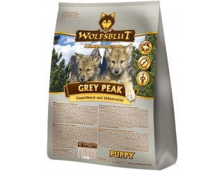 Wolfsblut Grey Peak Puppy 500g