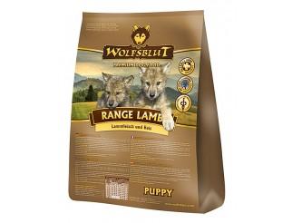 Wolfsblut Range Lamb Puppy 2kg