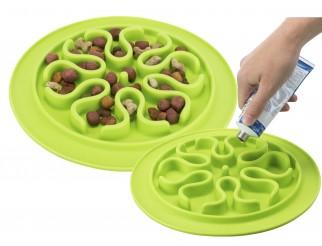 Futtermatte Schnüffelmatte Intelligenzspielzeug