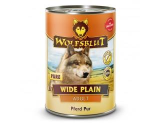 Wolfsblut Adult Wide Plain Pure - Pferd Pur 395 g