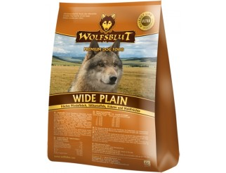 Wolfsblut Wide Plain 15kg für Allergiker Senior