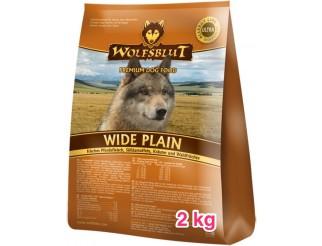 Wolfsblut Wide Plain 2kg für Allergiker
