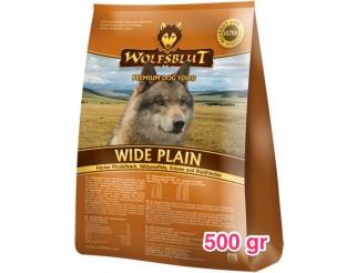 Wolfsblut Wide Plain 500gr für Allergiker Adult