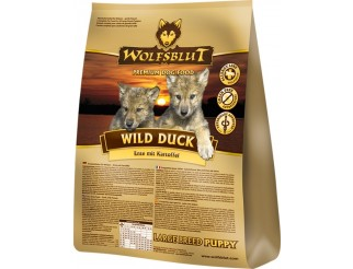 Wolfsblut Wild Duck Puppy Large Breed 15kg