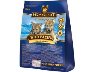 Wolfsblut Wild Pacific Puppy Large Breed 15kg