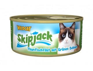 Skipjack - Thunfisch - Bohnen