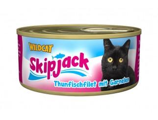 Skipjack - Thunfisch - Garnelen