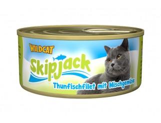 Skipjack - Thunfisch -  Mischgemüse