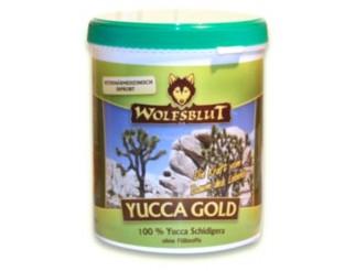 Wolfsblut Yucca Gold – Blähungen und Entzündungen